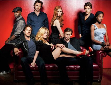 The Cast of True Blood